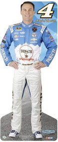 Team image: Lifesize Cardboard Cutout - Kevin Harvick #4 Busch
