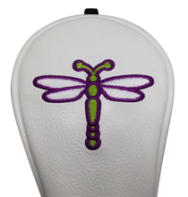 ReadyGolf Embroidered Hybrid Headcover - Dragonfly