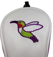 ReadyGolf: Embroidered Hybrid Headcover - Hummingbird