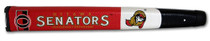 TourMark NHL Putter Jumbo Grip with Ball Marker - Ottawa Senators - SALE