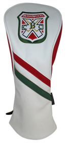 Country Club Embroidered Headcover - Driver