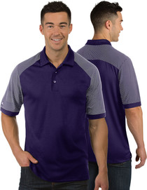 Antigua: Men's Essentials Short Sleeve Polo - Engage 104106