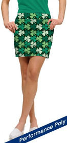 Loudmouth Golf: Women's StretchTech Skort - Sham Totally Rocks