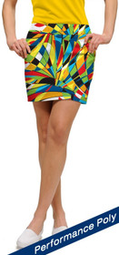 Loudmouth Golf: Women's StretchTech Skort - Toucan