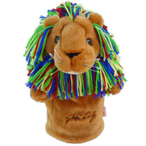 Daphne's HeadCovers: John Daly Lion Golf Club Cover