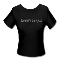 Titania Golf: Women's Design Shirt: Be-YOU-tiful