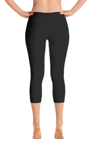 Irish To The Bone Women's Capri Leggings by ReadyGOLF