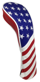 USA Flag Headcover by ReadyGOLF - Fairway