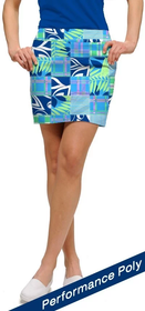 Loudmouth Golf: Women's StretchTech Skort - Wedding Crashers*