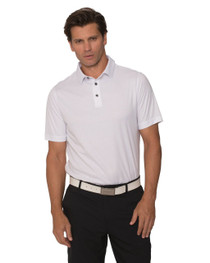 Chase 54: Men's Short Sleeve Polo - Analog