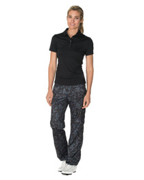 Chase 54: Women's Short Sleeve Polo - Leisure