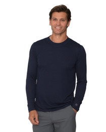 Chase 54: Men's Long Sleeve Top - Commute