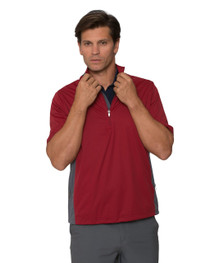 Chase 54: Men's Short Sleeve Polo - Traverse