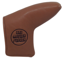 Bad Mother Fucker Embroidered Putter Cover by ReadyGOLF - Blade