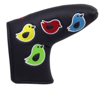 ReadyGolf: Embroidered Putter Cover - Birdie Hunting