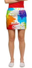 Loudmouth Golf: Womens StretchTech Skort - Drop Cloth*