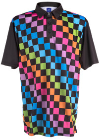 Start Me Up Mens Golf Polo Shirt by ReadyGOLF