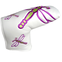 ReadyGolf Embroidered Putter Cover - Dragonfly