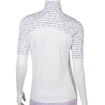 Fairway & Greene: Women's Emery Zip Mock Top