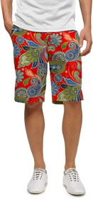 Loudmouth Golf: Men's StretchTech Shorts - Hotel Lobby*