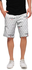 Loudmouth Golf: Men's StretchTech Shorts - Big Golf Ball*