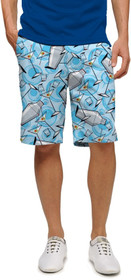 Loudmouth Golf: Men's StretchTech Shorts - Partini