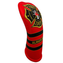 BeeJos: Golf Head Cover - Fire Department