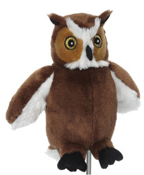 Creative Covers: Ollie Owl Golf Headcover