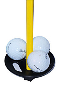 "Markers Inc - Putting/Practice Green Retriever 30"" Flagstick - 1/2 Inch"