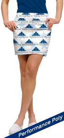 Loudmouth Golf: Women's StretchTech Skort - Stars of Honor *