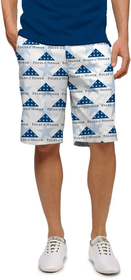 Loudmouth Golf: Men's StretchTech Shorts - Stars of Honor *