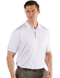 Antigua: Men's Essentials Short Sleeve Polo - Salute 104228
