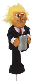 Creative Covers: Donald Trump Golf Headcover