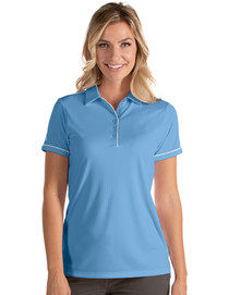 Antigua: Women's Performance Short Sleeve Polo - Salute 104234