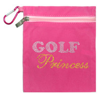 Titania Golf: Women's Accessory Bag - Golf Princess