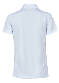 Daily Sports: Women's Neda Polo - White (Large) - SALE