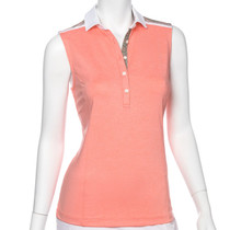 Fairway & Greene: Women's Twyla Sleeveless Polo