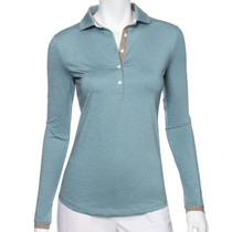 Fairway & Greene: Women's Brea Longsleeve Polo