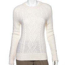 Fairway & Greene: Women's Hayes Cable Sweater