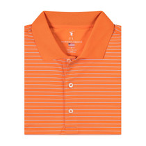 Fairway & Greene: Men's USA Strahan Stripe Polo