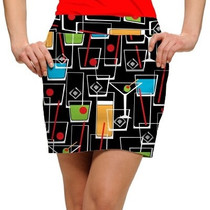 Loudmouth Golf: Women's StretchTech Skort - Happy Hour