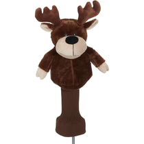 Creative Covers: Murphy the Moose Golf Headcover