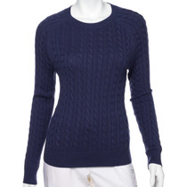 Fairway & Greene: Women's Paige Cable Sweater