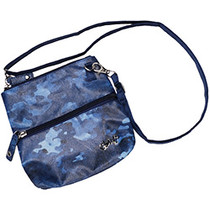 Glove It: 2 Zip Carry All Bag - Blue Camo