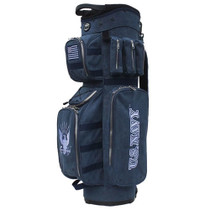 U.S. Navy Active Duty Military Cart Bag by Hotz Golf **Estimated  Restock Date – Late Oct 2021