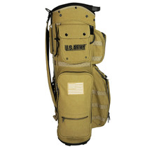 U.S. Army Active Duty Military Cart Bag by Hotz Golf **Estimated  Restock Date – Late Nov 2021