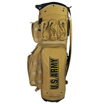 U.S. Army Active Duty Military Cart Bag by Hotz Golf *Estimated Ship Date end of February
