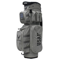 U.S. Air Force Active Duty Military Cart Bag by Hotz Golf - *Shipping Est. Late March 2021*