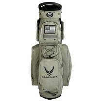 U.S. Air Force Active Duty Military Cart Bag by Hotz Golf *Estimated Shipping Date Late March 2021*