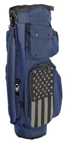 U.S.A. Active Duty Military Cart Bag by Hotz Golf